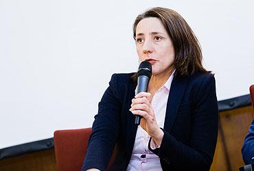 Dr. Ellen Ueberschär, Generalsekretärin des Deutschen Evangelischen Kirchentags