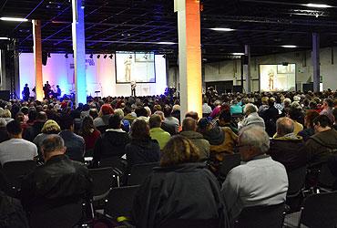 Interesse fanden auch die Vorträge der Missionale