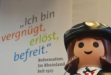 Die Synode Der Evangelischen Kirche Im Rheinland Tagt