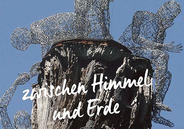 Das Cover des neuen Programmheftes der Melanchthon-Akademie zeigt die Skulptur