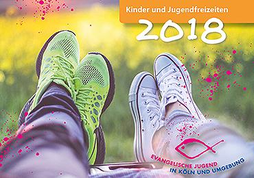 Neues Programmheft 2018 für Kinder- und Jugendfreizeiten