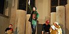 Das Kölner N.N.-Theater begeisterte mit dem Luther-Stück