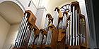Orgelvesper am 14. April in der Trinitatiskirche