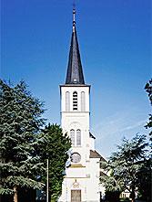 Evangelische Christuskirche Brühl