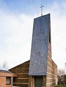 Evangelische Christuskirche Frechen-Königsdorf