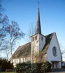 Evangelische Christuskirche Zieverich