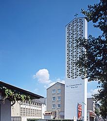 Evangelische Clarenbachkirche Braunsfeld
