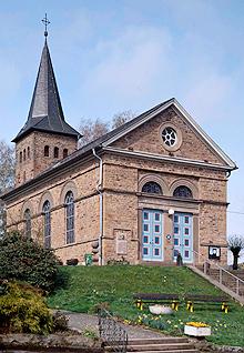Evangelische Kirche Delling