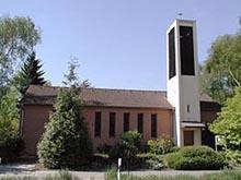 Evangelische Erlöserkirche Niederaußem