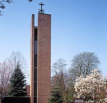 Evangelische Erlöserkirche Rodenkirchen