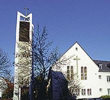 Evangelische Erlöserkirche Weidenpesch