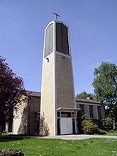 Evangelische Friedenskirche Bedburg