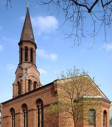 Evangelische Friedenskirche Ehrenfeld