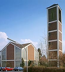 Evangelische Friedenskirche Worringen