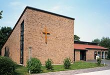Evangelische Friedenskirche Sinnersdorf