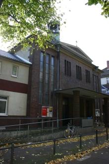 Evangelisches Gustav-Adolf-Haus Humboldt