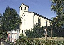 Evangelische Jesus-Christus-Kirche Kalk