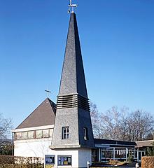 Evangelische Johanneskirche Brühl