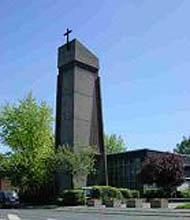 Evangelische Kreuzkirche Wesseling