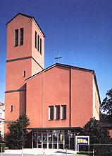 Evangelische Paul-Gerhardt-Kirche Lindenthal