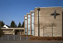 Evangelische Martin-Luther-Kirche Porz-Wahnheide