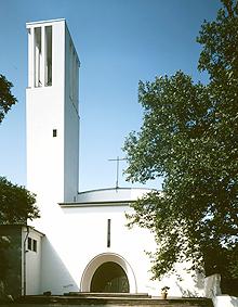Evangelische Melanchthonkirche Zollstock
