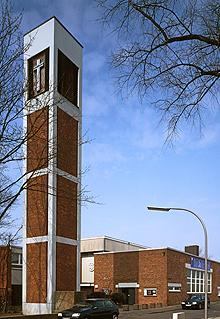 Evangelische Philippuskirche Raderthal
