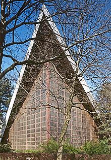 Evangelische Stephanuskirche Riehl